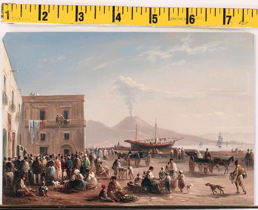 Giacinto Gigante* (Italian, 1806-1876)