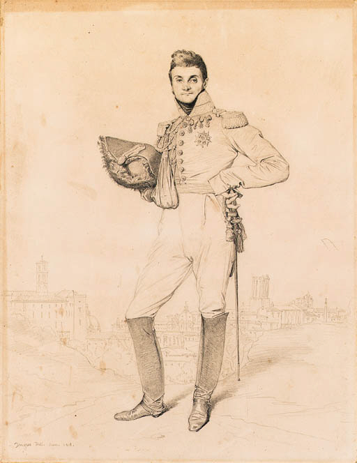Jean-Auguste-Dominique-Ingres*