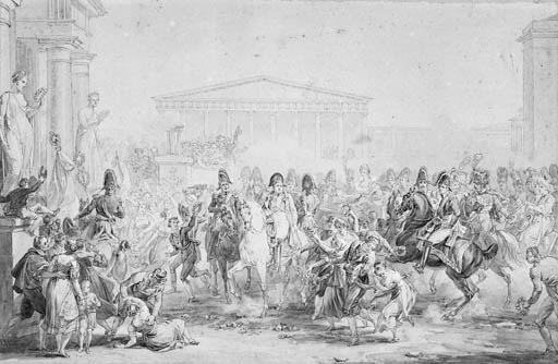 Attributed to Etienne-Barthélémy Garnier* (French, 1759-1849)