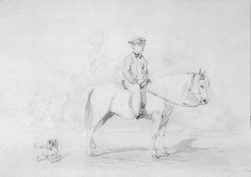 Alfred de Dreux* (French, 1810