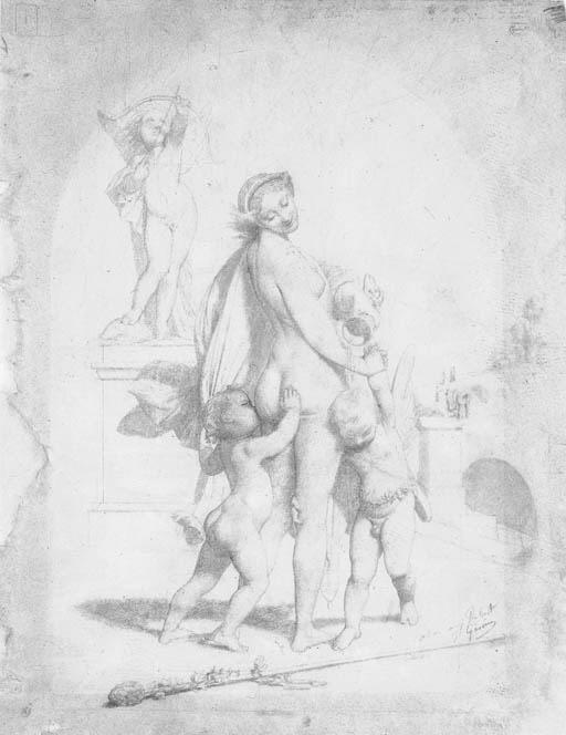 Jean-Léon Gérôme* (French, 182