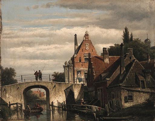 Willem Koekkoek (Dutch, b. 1839)