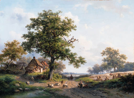Frederik Marianus Kruseman* (D