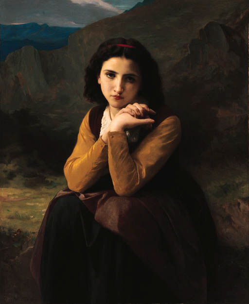 William Adolphe Bouguereau* (F