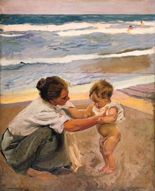 Joaquin Sorolla y Bastida (Spanish, 1863-1923)