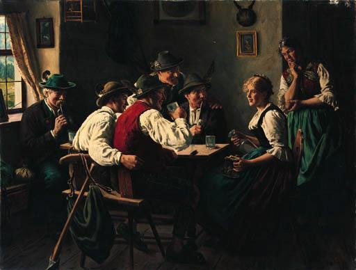 Emil Rau (German, b. 1858)