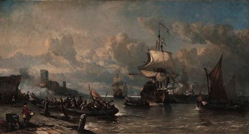 Antoine Waldorp* (Dutch, 1803-
