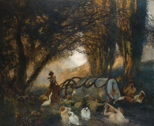 Gaston La Touche (French, 1854-1913)