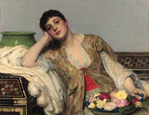 William Frederick Yeames (British, 1835-1918)