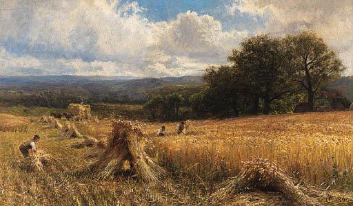 George Vicat Cole, R.A. (1833-1893)