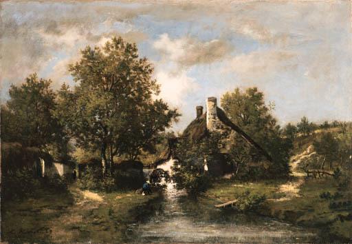 Leon Richet* (French, 1847-190
