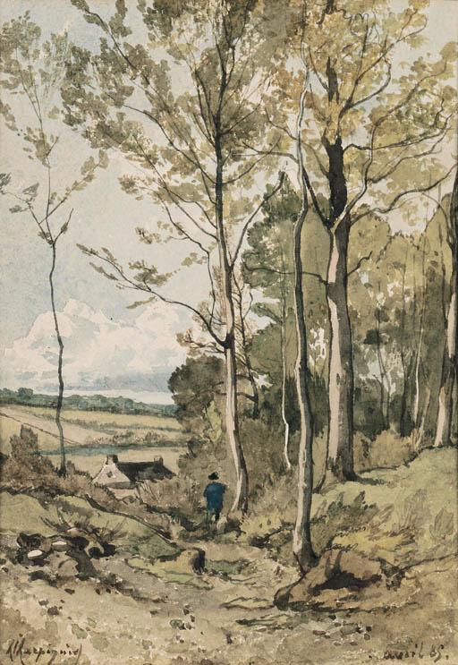 Henri Joseph Harpignies (French,1819-1916)