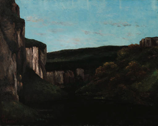 Gustave Courbet* (French, 1819