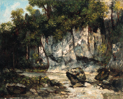Gustave Courbet (French, 1819-1877) and Cherubin Pata (French, 1827-1899)