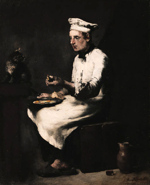 Theodule Ribot (French, 1823-1