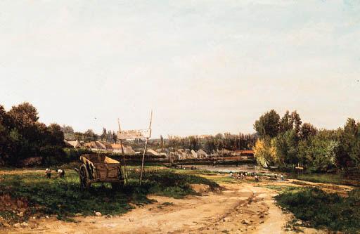 Emile Charles Lambinet (French