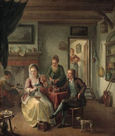 Willem Joseph Laquy I* (1738-1