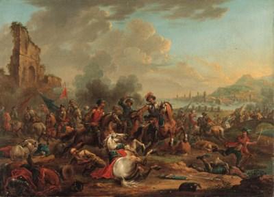 George Philipp Rugendas* (1666