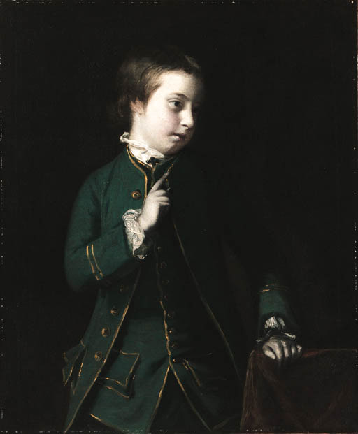 Sir Joshua Reynolds, P.R.A.* (
