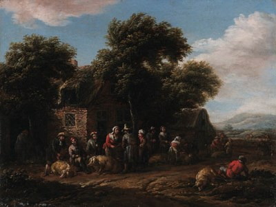 Barent Gael* (1635-1681)