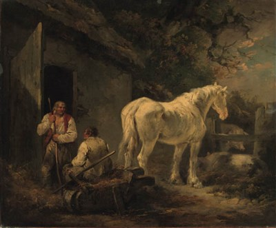 George Morland, R.A.* (1763-18