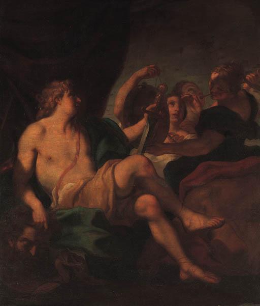 Circle of Antonio Balestra (16
