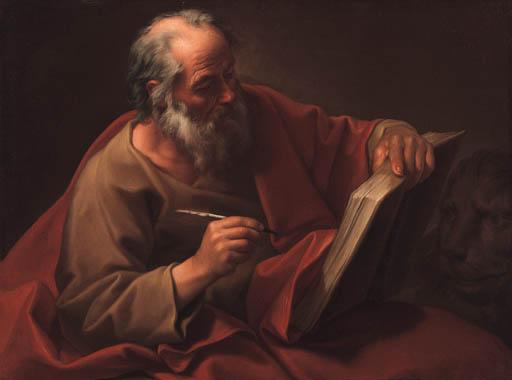 Etienne Parrocel, Il Romain* (