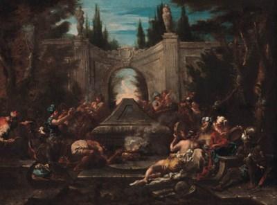 Studio of Alessandro Magnasco