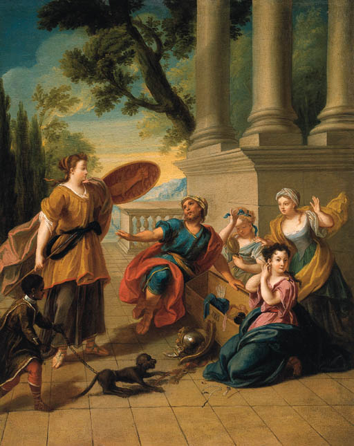 Bon de Boulogne* (1649-1717)