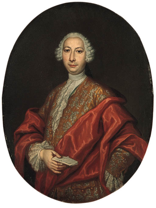 Circle of Giacomo Ceruti, il P