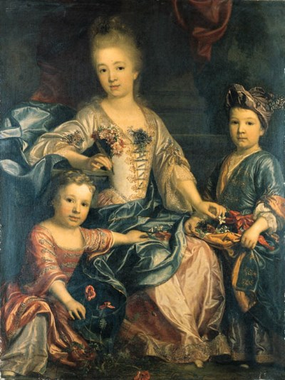 Attributed to Pierre Gobert (1