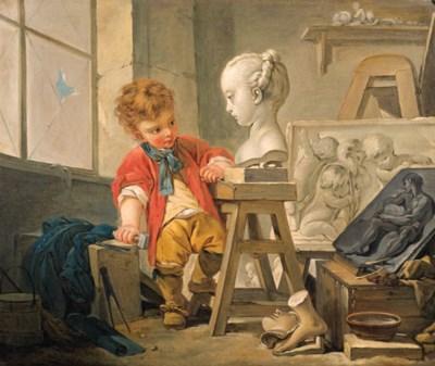 François Boucher* (1703-1770)