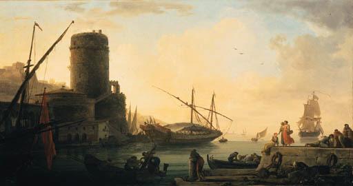 Claude-Joseph Vernet* (1714-17