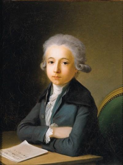 French School, circa 1790