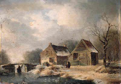 Hendrik Manfred Haus (1803-184