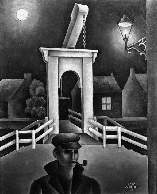 Louis Schrikkel (1902-1995)