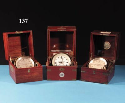 A SHIP'S CHRONOMETER