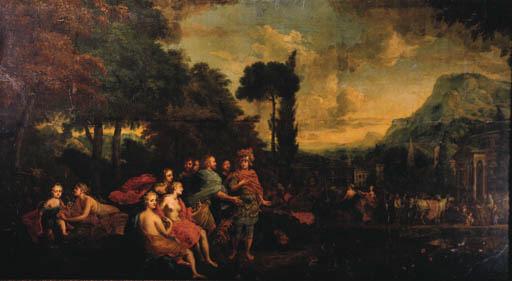 Circle of Kaspar Jacob van Opstall II (circa 1654-1717)