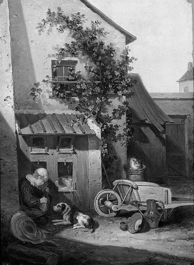 Adrien Ferdinand De Braekeleer
