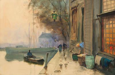 Maurice Hagemans (1852-1917)