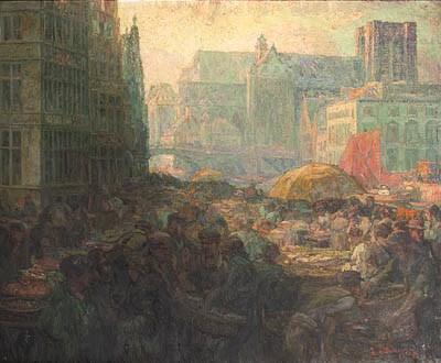 Alphons De Cuyper (1887-1950)