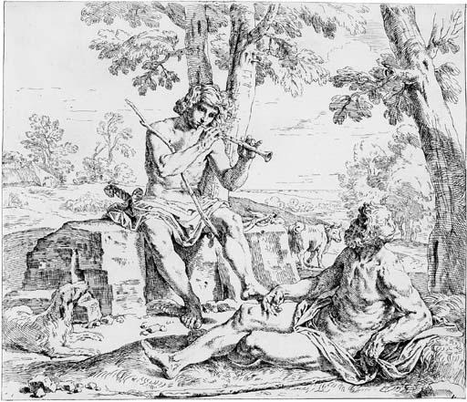 Simone Cantarini (1612-1648)