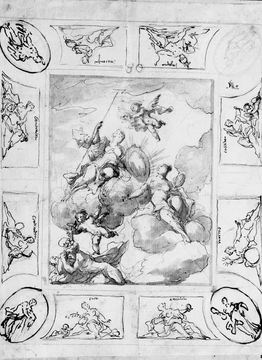 JOHANN MICHAEL ROTTMAYR (1654-