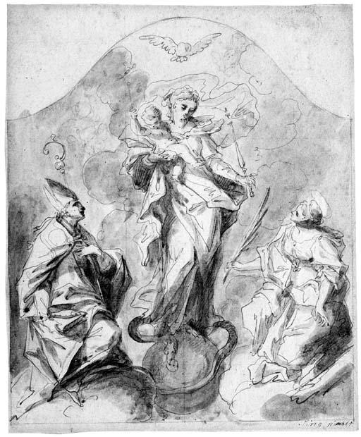 JOHANN KASPAR SING (1651-1729)