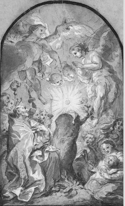 FRANZ ERASMUS ASAM (1730-1795)
