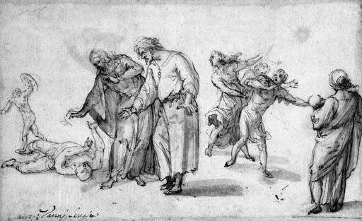 VENTURA SALIMBENI (C. 1568-161