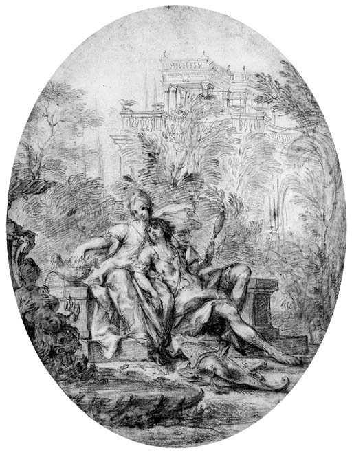 Francesco Monti (1685-1768)