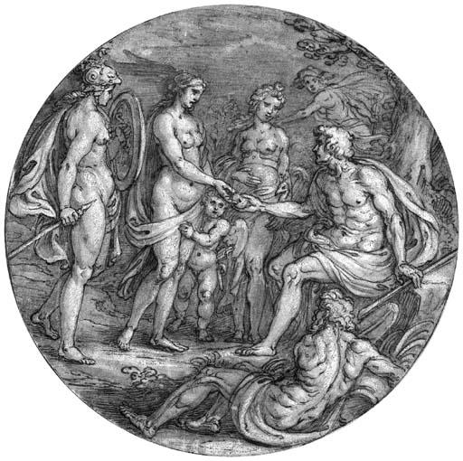 Peter de Jode (1570-1634)