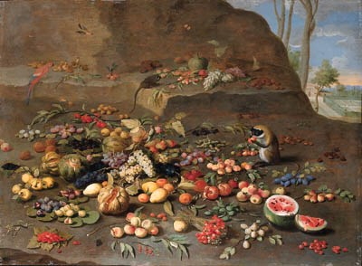 Jan van Kessel I (Antwerp 1626