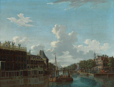 Isaak Ouwater (Amsterdam 1750-